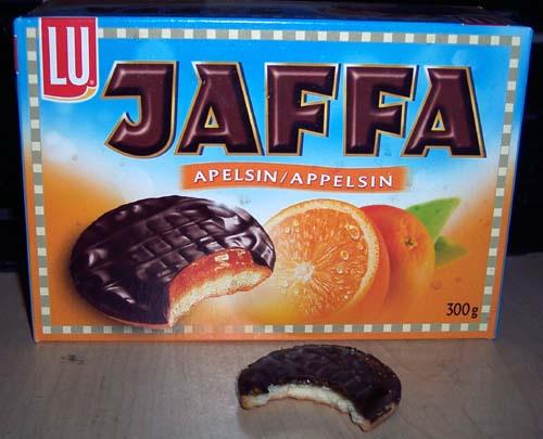 Jaffa Cakes Meme